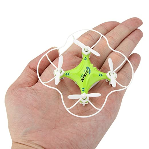 ToyJoy F8 SPACE TREK RC Nano Drone Childrens Gift 2.4GHz & 6 Axis ...