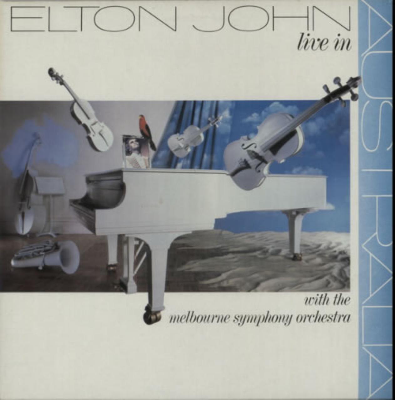Live in Australia (Dec. 14th, 1986) / Vinyl record [Vinyl-LP]