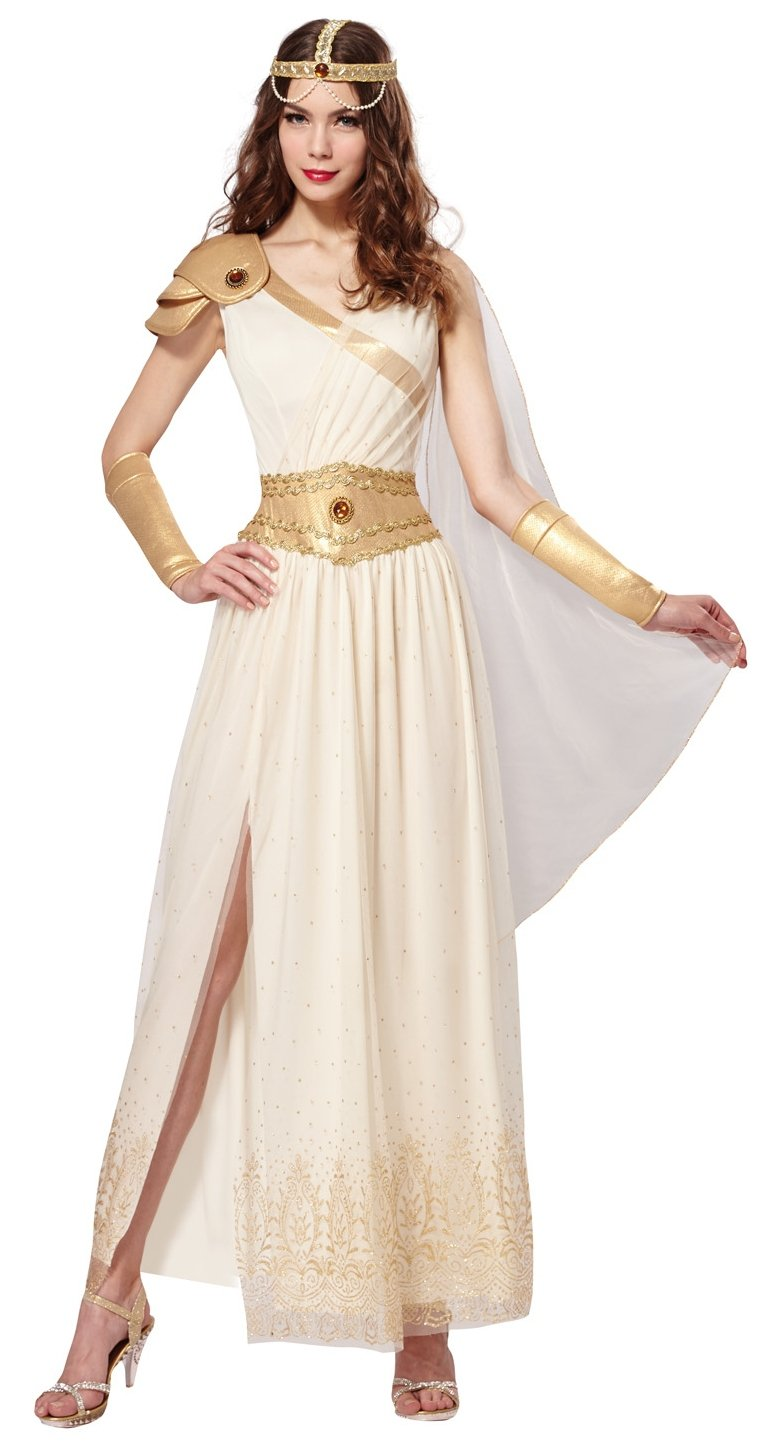 Chaks c4275l, Costume di dea Antico lusso adulto, taglia L