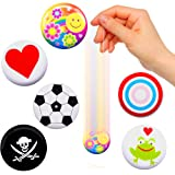 24 LED Kinder Licht Leucht Yoyo Jojo Yojo Yoyos Geburtstage Spielzeug Mitgebsel Spielzeug Großhandel & Sonderposten