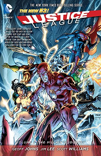 Justice League Vol. 2: The Villain's Journey ()