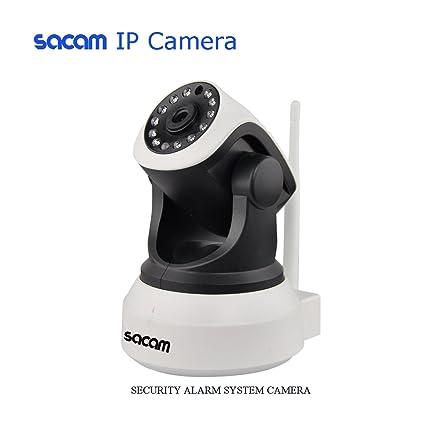 sacam Home IP inalámbrica cámara webcam de seguridad empresarial en casa detector de movimiento inteligente Cam