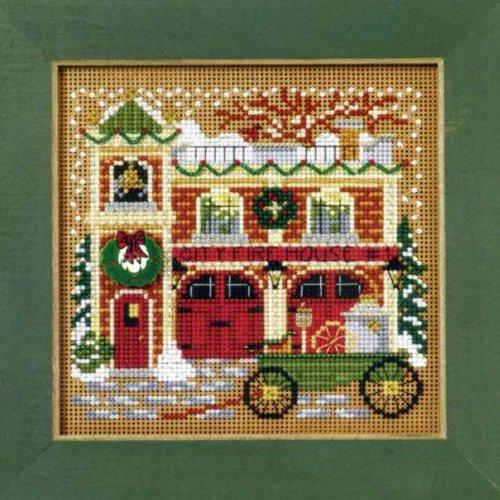 Firehouse - Cross Stitch Kit