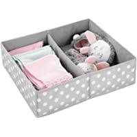 mDesign Caja de almacenaje para Habitaciones Infantiles o