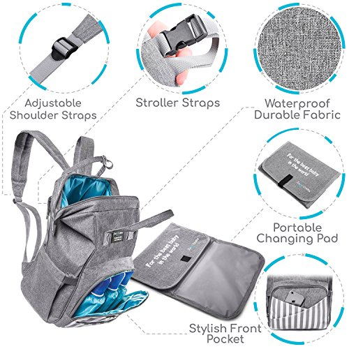 Buy worlds best diaper bag