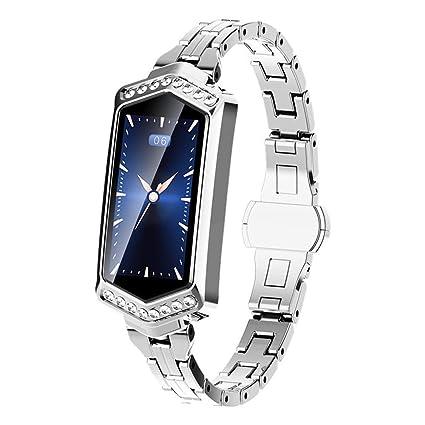 OJBDK Reloj Inteligente SmartWatch para iOS y Android de la ...