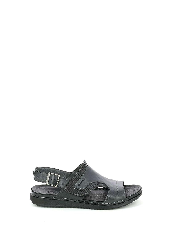 GRUNLAND SA1625 Sandalias Hombre 46 EU Nero Zapatos de moda en línea Obtenga el mejor descuento de venta caliente-Descuento más grande
