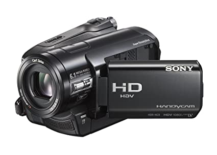 SONY HDR-HC9 DRIVERS FOR WINDOWS