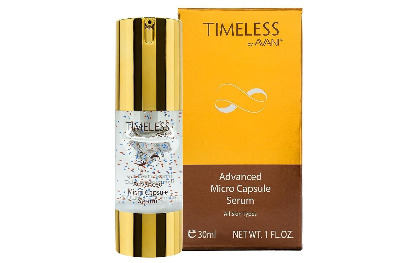 Amazon com: Timeless by AVANI Advanced Micro Capsule Serum
