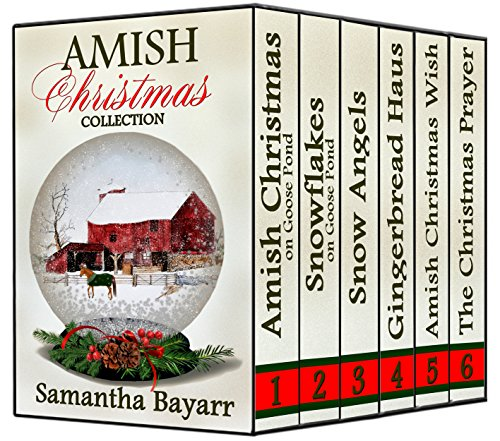 Bargain eBook - Amish Christmas Collection