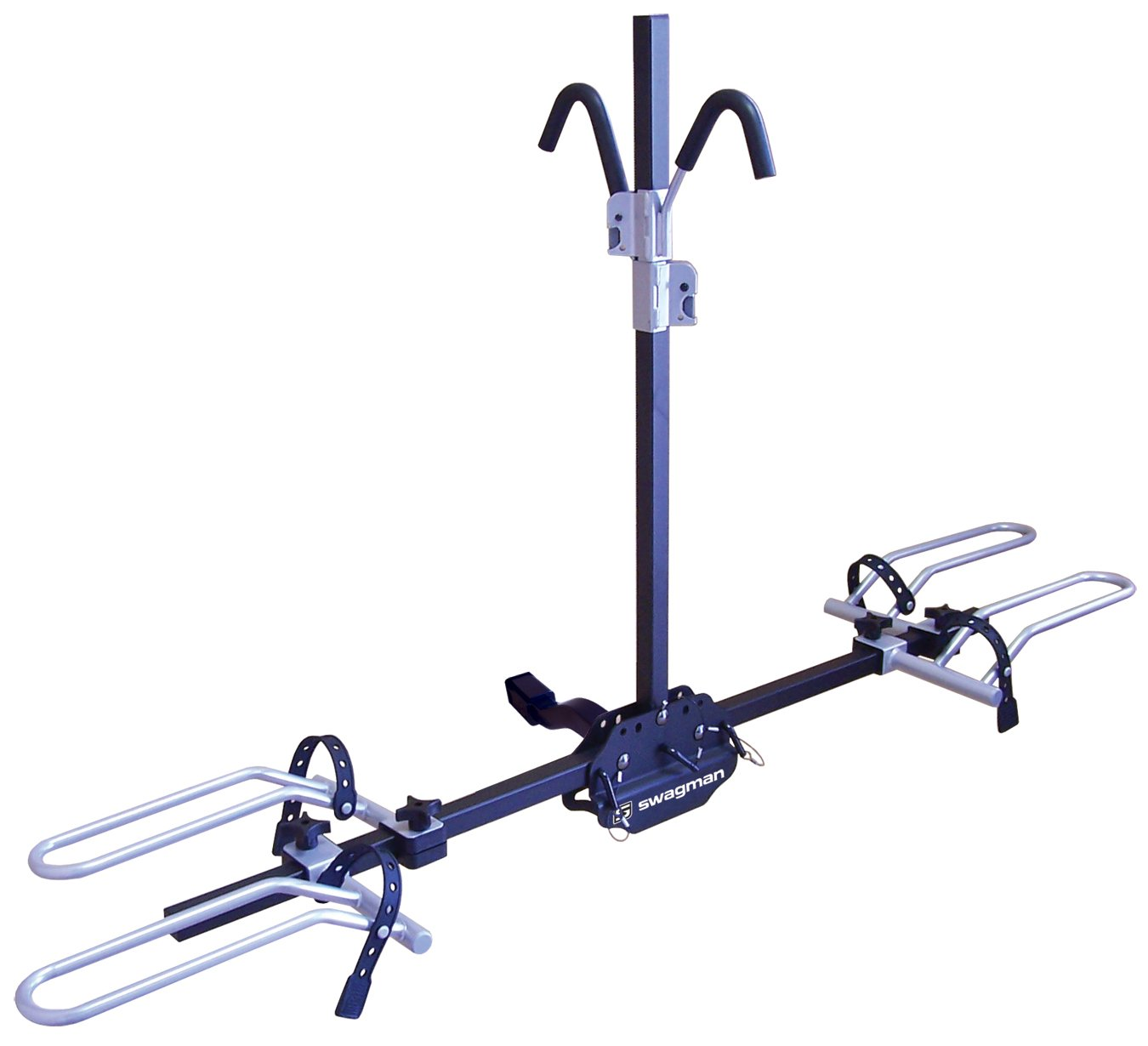 Swagman XTC Cross-Country 2-Bike Hitch Mount Rack (1.25 and 2-Inch Receiver)