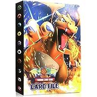 Album Compatible Con Pokemon, Album Compatible Con Pokemon Para Cartas, Álbum de Pokemon, Carpeta compatible con Cartas…