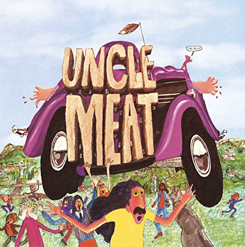 zappa uncle meat - 1