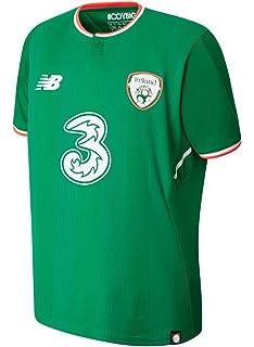 3a15f0a53578d New Balance Men's Offical Fai Merchandise Ireland Home 2017/2018 ...
