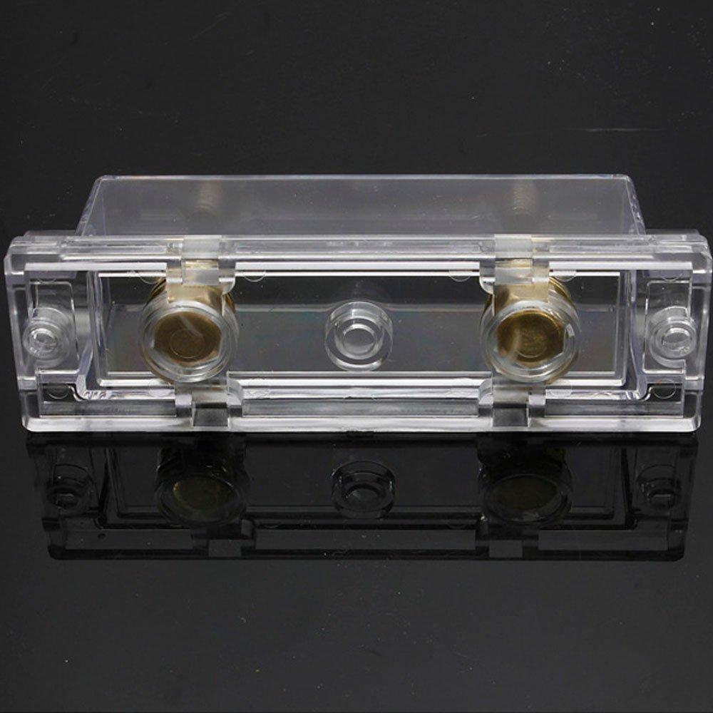 Sicherungshalter Ampere Kabel für ANL Sicherung Auto KFZ 0 4 8 Ga Linie