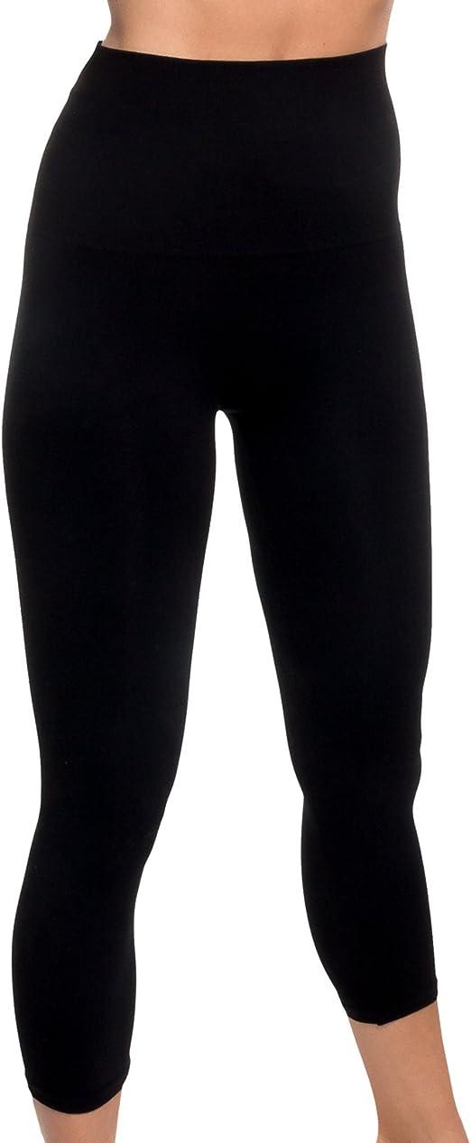 M Rena High Waisted Tummy Tuck Leggings Premium Quality Stretch Fabric