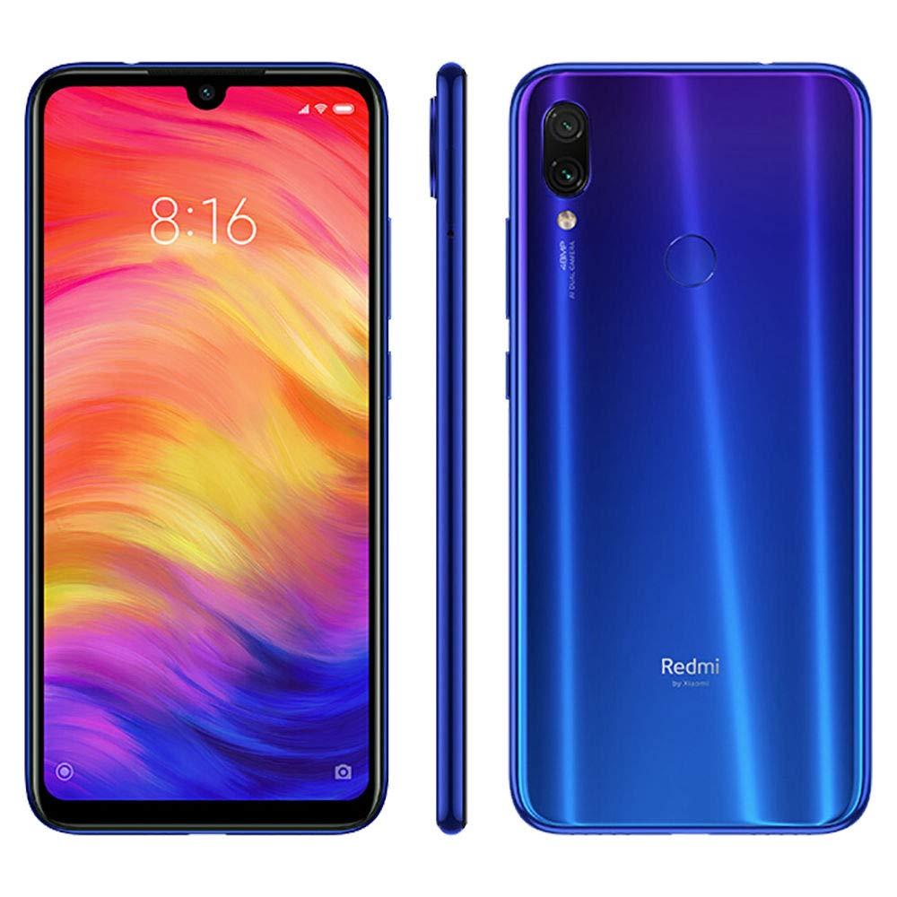 Xiaomi Mi Redmi Note 7 Blue