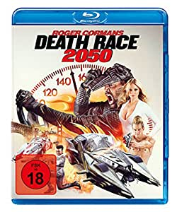 Death Race 2050 [Francia] [Blu-ray]