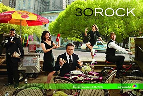 30 Rock 11 x 14 TV Poster - Style B