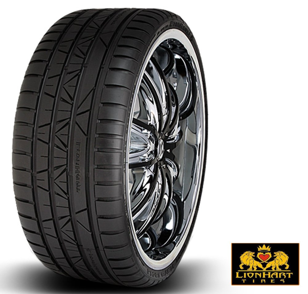 LIONHART LH Eleven All_Season Radial Tire-225 30ZR22 87W LHS112230010
