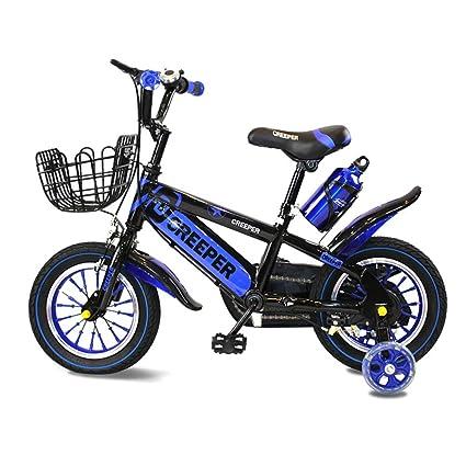 CARWORD Bicicleta Infantil Bicicleta Infantil de 12 Pulgadas ...