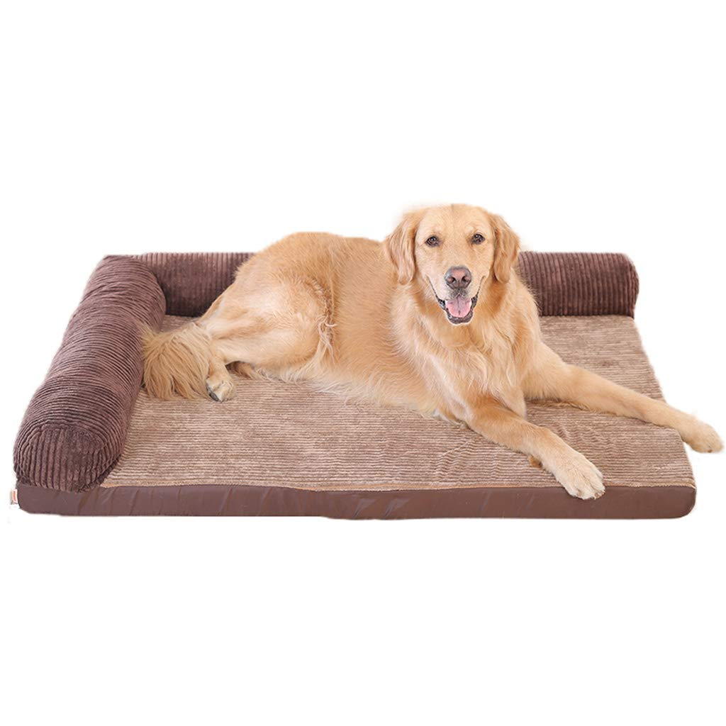 Double sided Rely on XS Double sided Rely on XS WANGXIAOLIN Pet Bed, Open Nest, Indoor Large Dog Bed, Dog Bed, Removable And Washable (Design   Double sided Rely on, Size   XS)