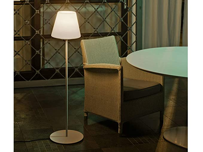 Ambiente lampada a stelo lola slim120: amazon.it: illuminazione