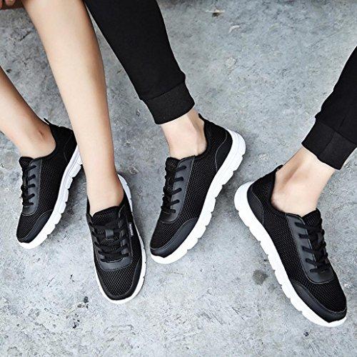 Casual Trabajo Zapatillas Zapatos Deportes Hombre 0OqH6xR