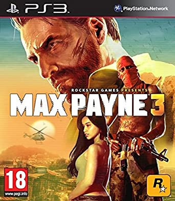 Rockstar Games Max Payne 3 Ps3 Amazon In Video Games