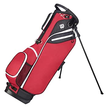 Wilson W Carry Red Bolsas de Mano para Palos de Golf ...