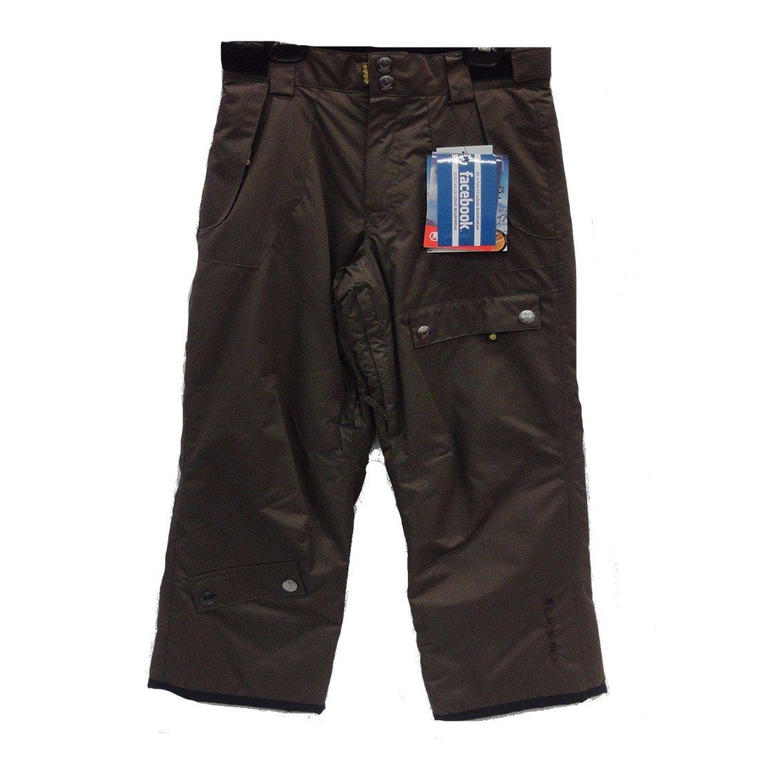 Liquid Boardwear Boys Shermy Pant Size Medium Earth by Liquid Boardwear