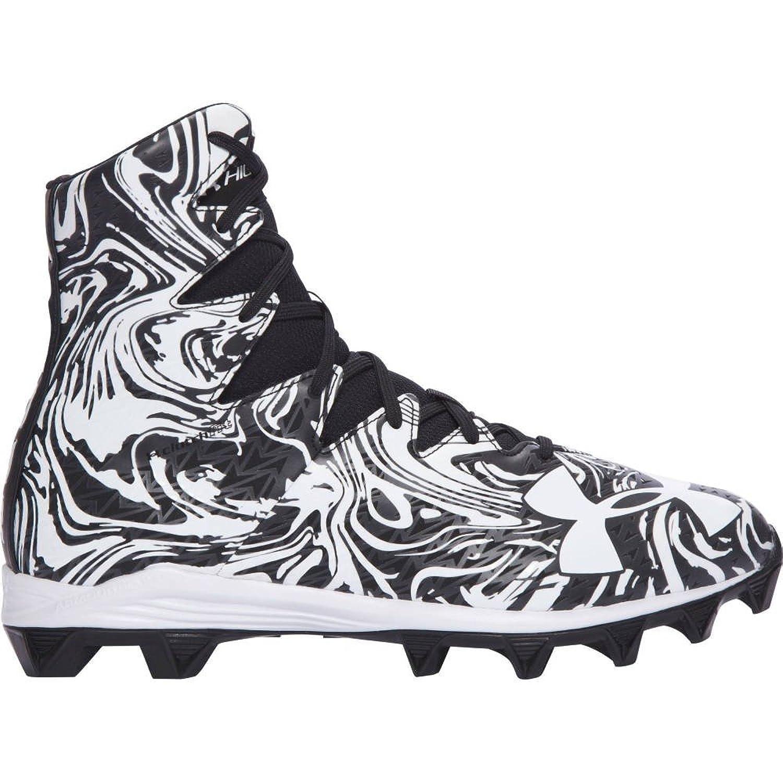 (アンダーアーマー) Under Armour メンズ アメリカンフットボール シューズ靴 Under Armour Highlight LUX RM Football Cleats [並行輸入品] B077XYSMY4 8.5-Medium