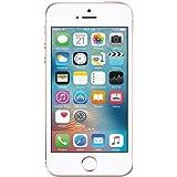 Apple iPhone SE, GSM Unlocked, 64GB - Rose Gold...