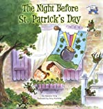 img - for The Night Before St. Patrick's Day (Reading Railroad Books) by Natasha Wing (22-Jan-2009) Paperback book / textbook / text book