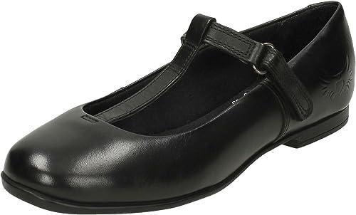 Startrite Girls T-Bar School Shoes Isabelle