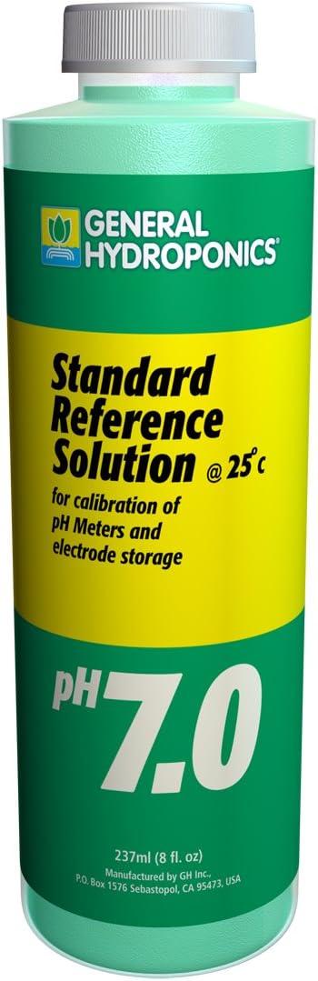 General Hydroponics pH 7.0 Calibration Solution - 8 Oz
