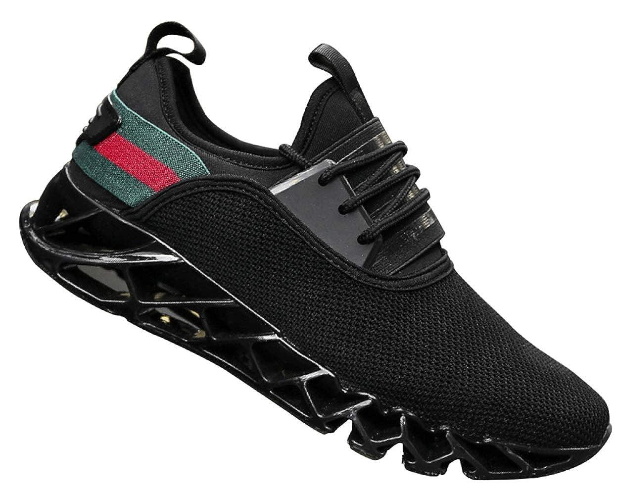 WWJDXZ Turnschuhe Unisex-Erwachsene Die Die Die Schuhe der Männer beiläufige gehende Turnschuhe gleiten auf den im Freien Sportschuhen, die Vier Jahreszeiten Laufen  49557b