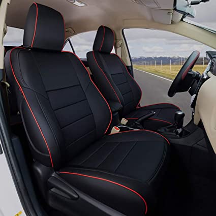 FORD TRANSIT CUSTOM TREND SPORT 2013 PRESENT ECO LEATHER SEAT COVERS MADE