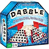 Dabble Word Game - It's Award Winning Educational Tile Based Improves Spelling Vocabulary and Fun for the Whole Family