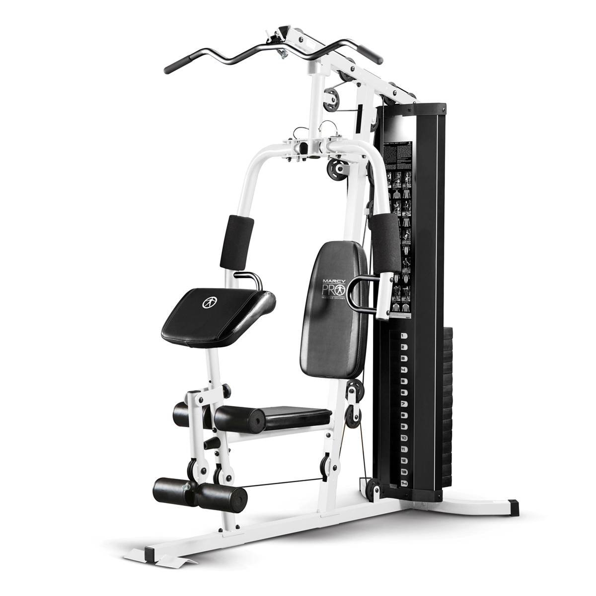 Marcy 150-Pound Stack Home Gym by Marcy (Image #3)