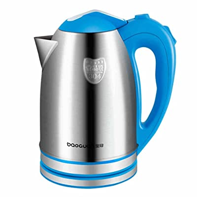 GJY Electric Kettle 304 Stainless Steel Home 2L 1500W Electric Kettles