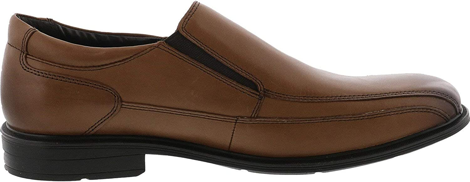 NEW Kenneth Cole New York Men/'s Casual Slip-On Brown Loafer Shoes Zapato Pk Size