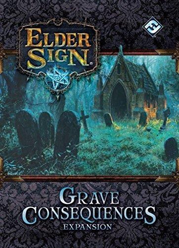 Elder Sign: Grave Consequences - Sign Elder