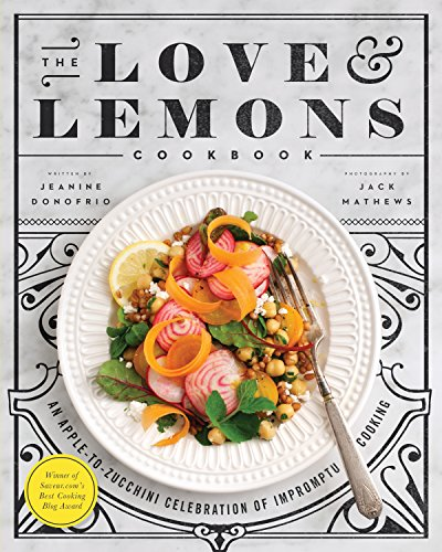 Sometimes all you need is a little spark of inspiration to change up your regular cooking routine. TheLove & Lemons Cookbookfeatures more than one hundred simple recipes that help you turn your farmers market finds into delicious meals.  The ...