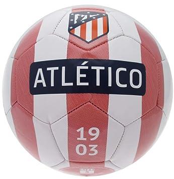 ATLETICO MADRID balón Oficial Med. 5 ATM7BG2, Bianco: Amazon.es ...