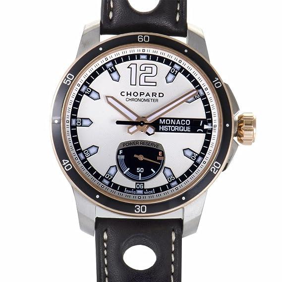 Chopard Grand Prix de Mónaco automatic-self-wind reloj para hombre desconocido (Certificado) de segunda mano: Chopard: Amazon.es: Relojes