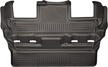 Husky Liners Fits 2015-19 Cadillac Escalade 2015-19 Chevrolet Tahoe 2015-19 GMC Yukon with 2nd Row Bucket Seats X-act Contour 3rd Seat Floor Mat
