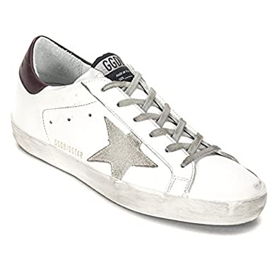 chaussures de séparation c7e79 36764 Amazon.com   Golden Goose Women's Superstar Sneaker G31WS590 ...