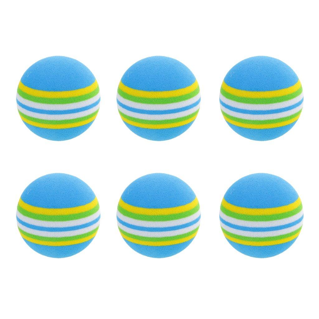 Sharplace 6 Pedazos Bolas de Esponja de Golf de Espuma EVA ...