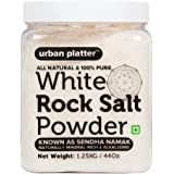 Urban Platter White Rock Salt Powder, 1.25kg